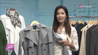 Korea Today-Spring coats & jackets in style this season!   색상, 패턴, 디자인도 다양해진 201
