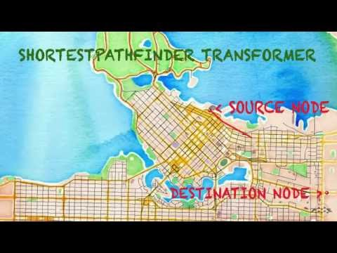 Finding the Shortest Path for GIS, CAD, and other Spatial Data
