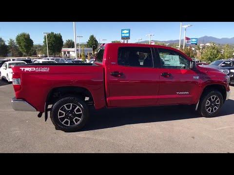 2018 Tundra Trd Sport >> 2018 TOYOTA TUNDRA 4WD Northern California, Redding, Sacramento, Red Bluff, Chico, CA JX686680 ...