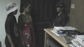 RMCHS IV- Scarlet 2009-2010 English team 4 Movie trailer , TRUCE IN THE FOREST