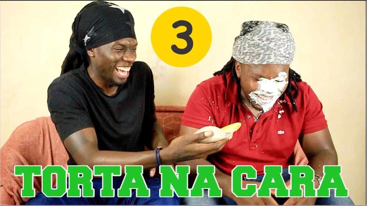 SEM PRESSA - TORTA NA CARA Parti 3 (CABO-VERDE)