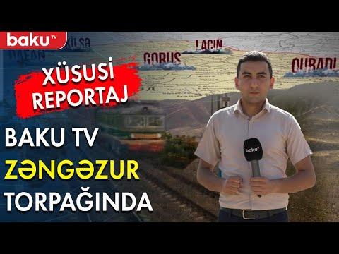 Öz Sakinlərini Gözləyən Zəngəzurdan XÜSUSİ REPORTAJ - Baku TV