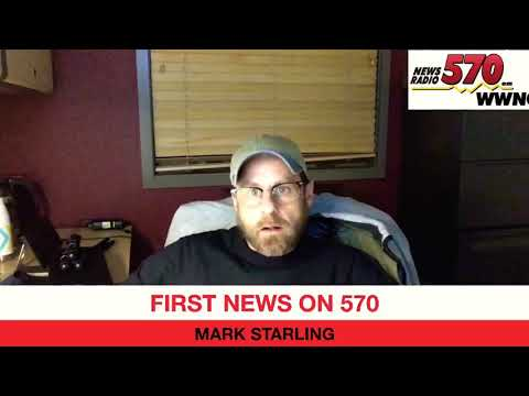 First News on 570 with Mark Starling - First News on 570 for Monday, January 28th, 2019