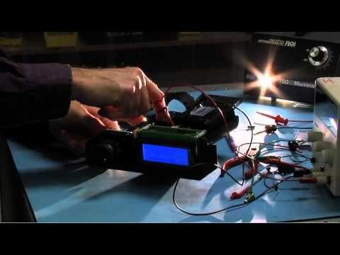 BRO Engineering Designs, Fabricates, and Tests Night Meter System (Case Study Movie)