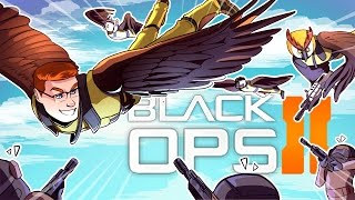 THE RARE SOARING EAGLE, CARE PACKAGE FUN!! - Black Ops 2 Funny Moments (Call of Duty Gameplay)