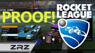 PROOF: Rocket League Cars ARE Different - A Comparison - ZRZ