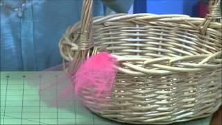 How To Make A Tutu Easter Basket