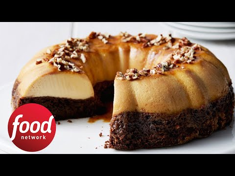 Marcela's Authentic Mexican Chocoflan | Food Network