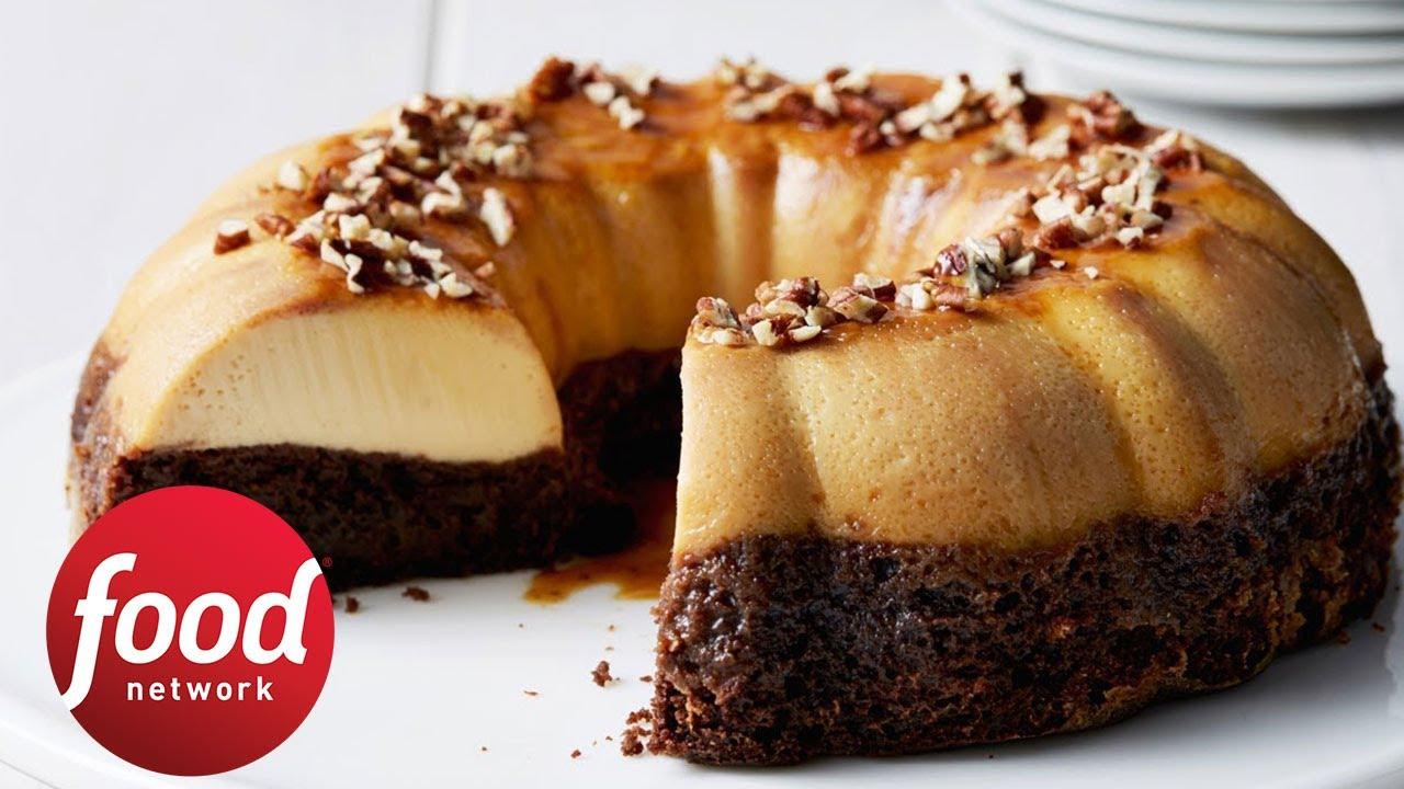 Food Network Cannoli Cake