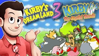 Kirby Dream Land 3 & 64: The Crystal Shards - AntDude