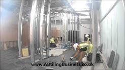 Tiler Basingstoke - Commercial work - AB Tiling