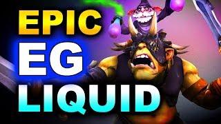 Gambar cover EG vs LIQUID - EPIC WHAT A GAME! - MDL CHENGDU MAJOR DOTA 2