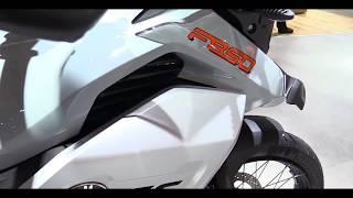 2019 BMW F850 GS   Walkaround & First Look   Milan Motorcycle Exhibition