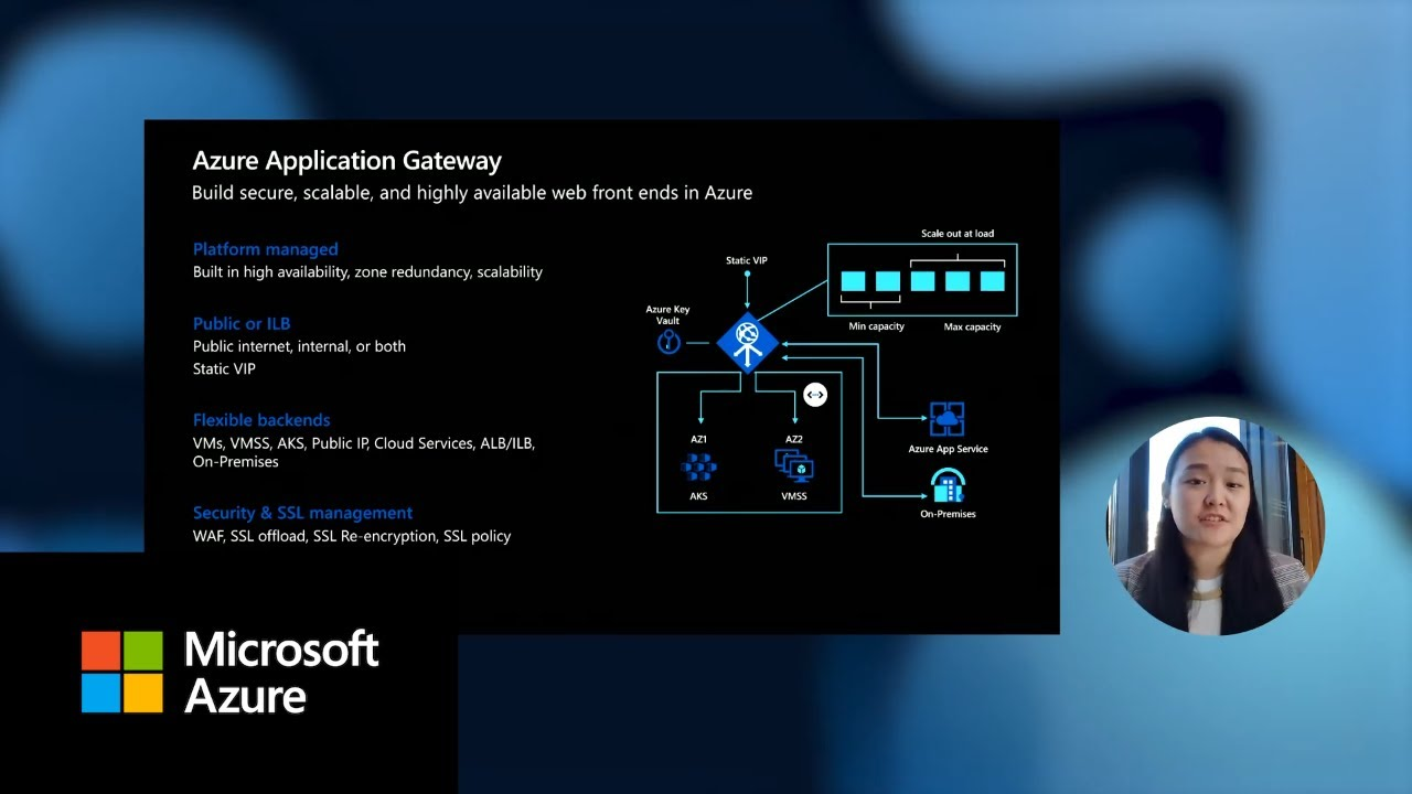 Deliver secure and scalable web applications with Azure Application Gateway