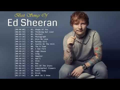 Best Of Ed Sheeran 2019 || Ed Sheeran Greatest Hits Full Album
