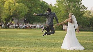 Emotional wedding at The Barns at Timber Creek | Kansas wedding video