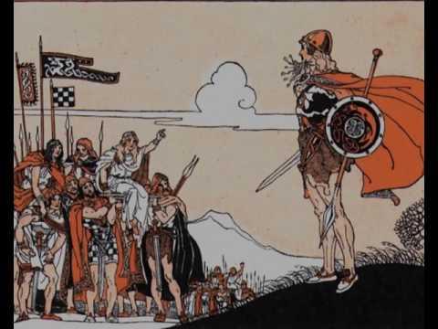 The Shield of Achilles – W H Auden 1(CH_01)