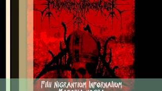 Filii Nigrantium Infernalium - Matéria Negra (HQ)