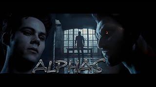 Derek/Stiles - ALPHAS