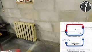 видео Отопление гаража своими руками: экономные методы