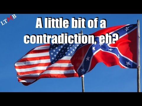 8 States Still Have Confederate Holidays...In 2016...In America