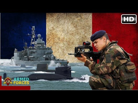 Modern French Navy 2017 - The Power is Growing at The Shocking Speed
