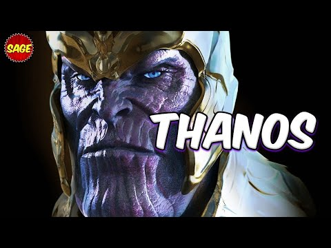 Who is Marvel's Thanos? The Mad Titan - Apex Supervillain