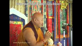 Drikung Phowa Chenmo by His Holiness Gyalwa Drikung Pa Part2