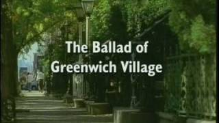 The Ballad of Greenwich Village