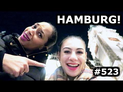 GERMAN FOOD HERE WE COME! | HAMBURG DAY 523 | TRAVEL VLOG IV