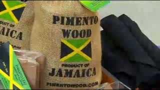 Jerk Chicken Pimento Wood