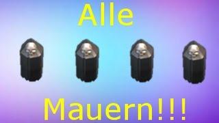 Clash of Clans - ENDLICH ALLE MAUERN 8!!! | LP CoC | [Deutsch/German]HD+