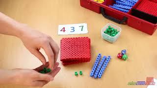 Znázornění čísla a sčítání dvou čísel | Názorná matematika