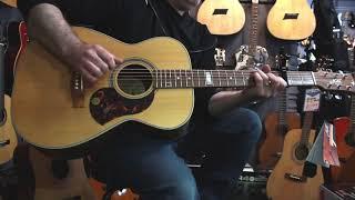 Maton EBG808TE Tommy Emmanuel Guitar | Music Junction