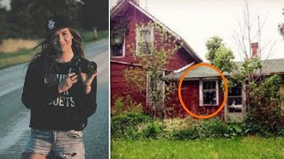 Girl Explores 'Abandoned' Home, Encounters Occupant In Living Room