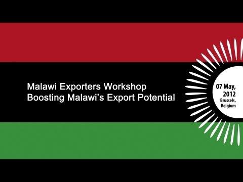 Malawi Exporters Workshop Boosting Malawi's Export Potential