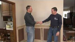 "Housesmarts ""how To Install Wainscoting"" Episode73"