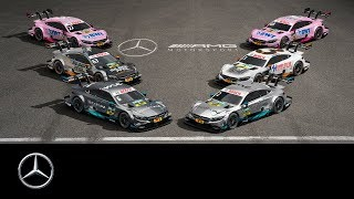 Mercedes AMG Motorsport eRacing   Round 2 – Mercedes Benz original