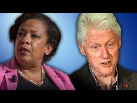 Reporter: FBI ordered 'no pictures' of Lynch-Clinton meeting