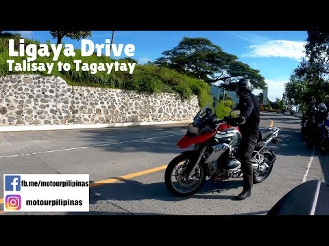 MoTourWAYS #1: Ligaya Drive (Talisay to Tagaytay)│Announcements