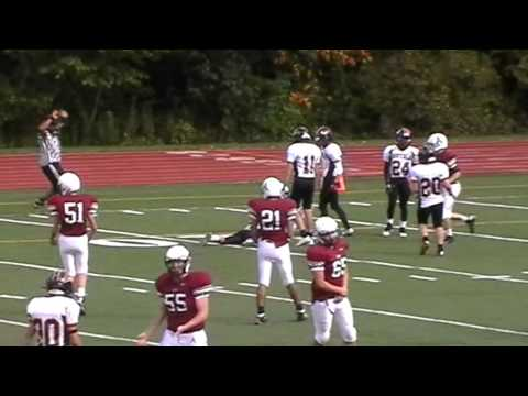 AOF JV Football v Suffield Academy