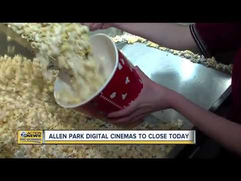 Allen Park Digital Cinemas To Close For Good