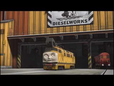 Thomas And The Magic Railroad CGI Version: The Chase Scene