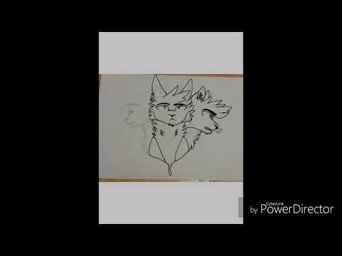 SpeedPaint - Gray Wing, Clear Skly, Thunder