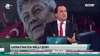 Erman Toroglu Turkiye Milli Takm'nn Rezil Tac Atsn Yorumlad