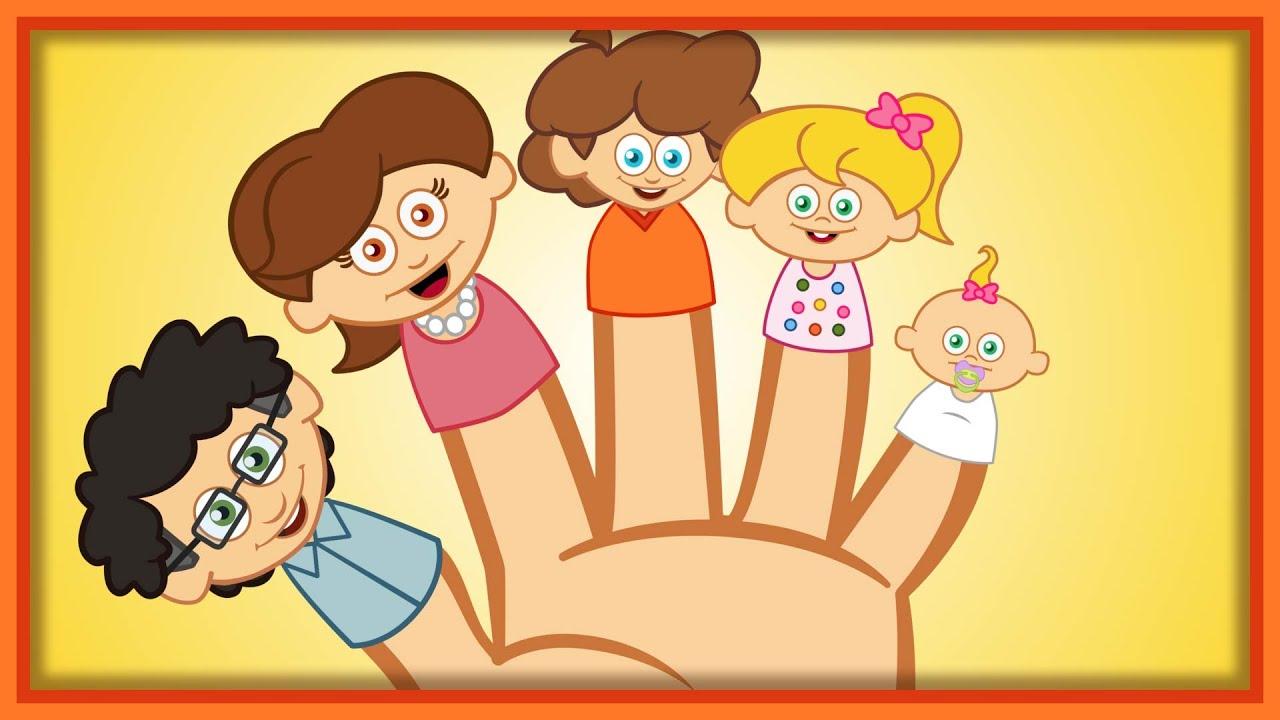 Finger Family Sevimli Dostlar Ile Ingilizce Cocuk Sarkilari 2015 Youtube