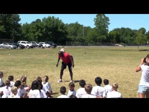 Craig Demmin Soccer Camp 2011