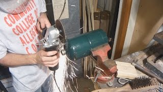 How to Safely Cut Open a Propane Tank for Aluminium Melting Crucible
