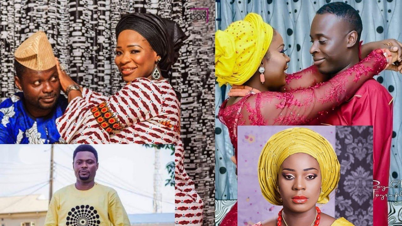 Download MARRIED ACTRESS MOTILOLA & MARRIED ACTOR KUNLE SECERET AFFAIR HAS CAUSED HER MARRIAGE TO...