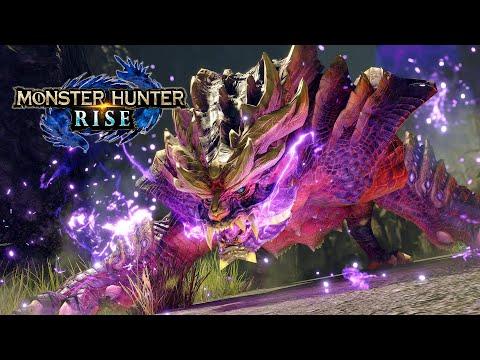 Monster Hunter Rise - Steam / PC Trailer [4K/60fps]